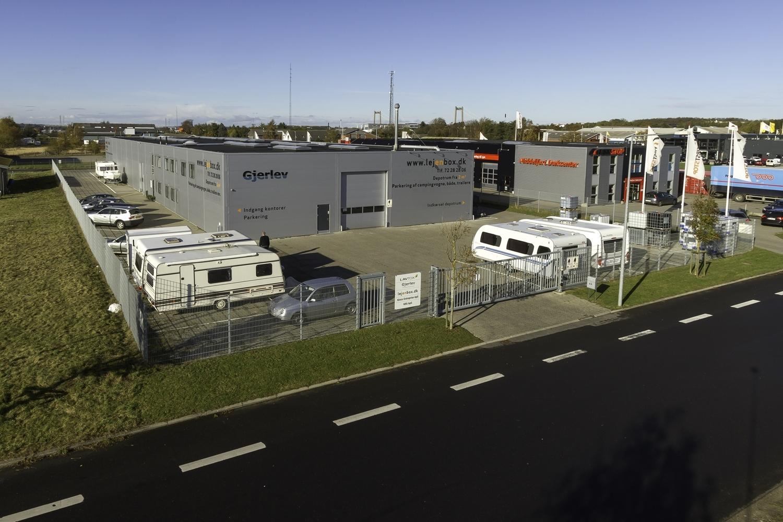 Picture of: Depotrum I Middelfart Pa Fyn Vi Opbevarer Dine Ting Gjerlev A S